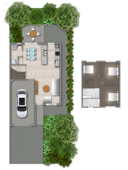 Ultra-Modern-Townhouses-floor-plan