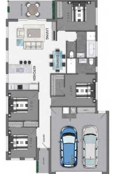 Lot-506-Danbulla-Street-map